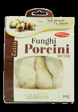 Confezione Funghi Porcini Extra 10g