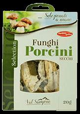 Confezione Funghi Porcini Selection 20g