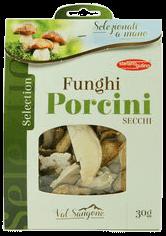 Confezione Funghi Porcini Selection 30g