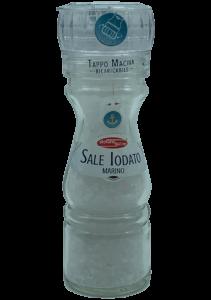 Confezione tappo macina sale iodato marino