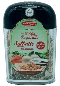 Confezione preparato soffritto all'italiana senza aglio